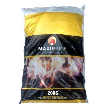 Maxi Brite 20kg Smokeless Fuel