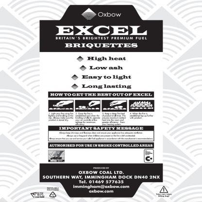 Excel 20kg Smokeless Fuel
