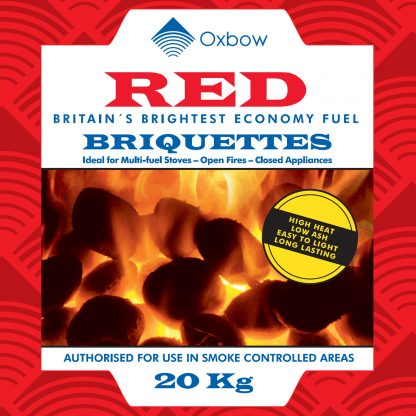 red 20kg smokeless fuel